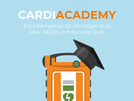 Cardiac Science Germany Pod - CardiAcademy